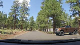 Kaibab Lake Campground in Williams AZ