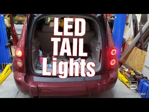 HHR LED TailLight KG's Garage Ep. 13