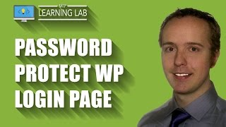 Password Protect Your WordPress Login Page - Brute Force Attack Prevention | WP Learning Lab Mp3