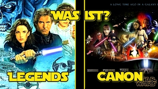 Star Wars: Was ist Legends / Canon / EU? - Star Wars Basis erklärt