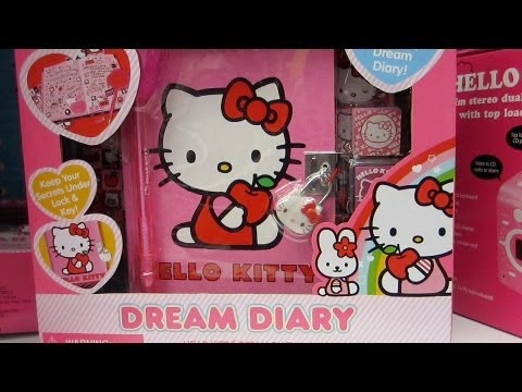 Hello Kitty At ToysRUs Part 2 - Lana3LW