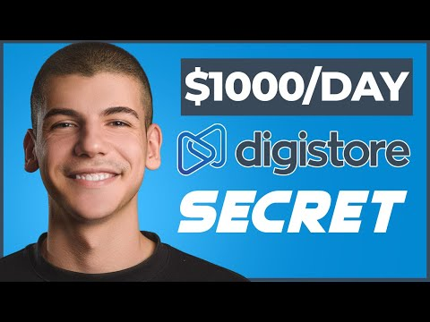 Digistore24 Affiliate Marketing $1000/Day Tutorial For Beginners