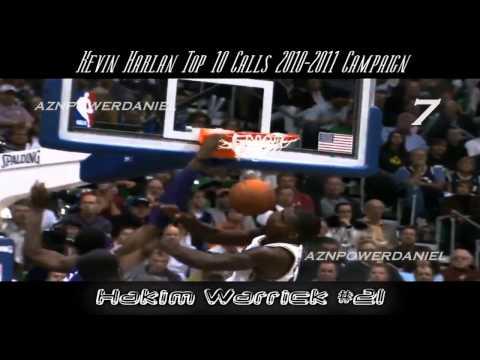 Kevin Harlan Top 10 Calls 2010 2011  Season
