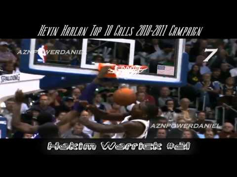 Kevin Harlan Top 10 Calls 2010 2011  Season