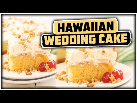 hawaiian-wedding-cake