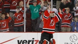 Martin Brodeur: Future is really bright for hockey