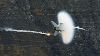 Top 5 Sonic Booms Breaking The Sound barrier! (Top Five)