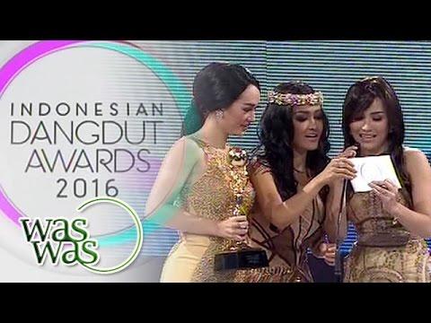 Keseruan Indonesian Dangdut Awards 2016 - WasWas 10 November 2016