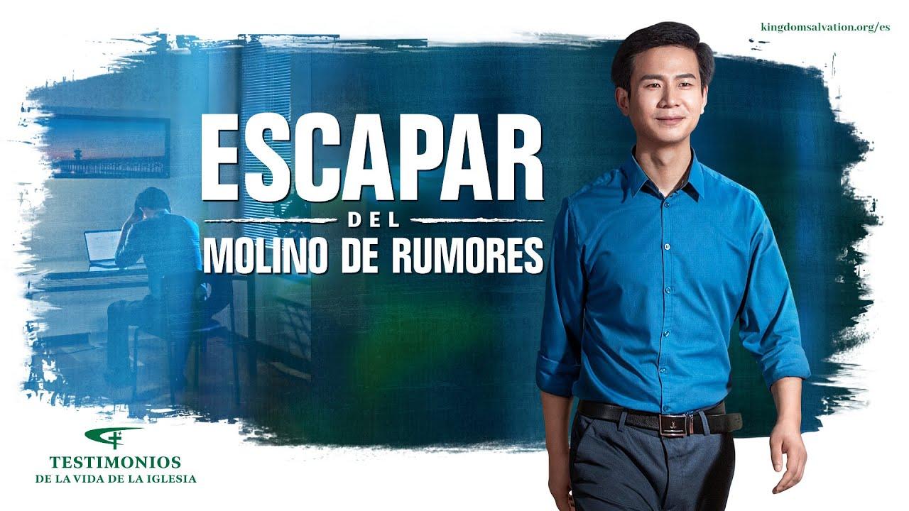 Testimonio cristiano   Escapar del molino de rumores (Español Latino)