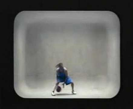 Marcquelle Ward  Got moves Nike basketball freestyle advert 2003