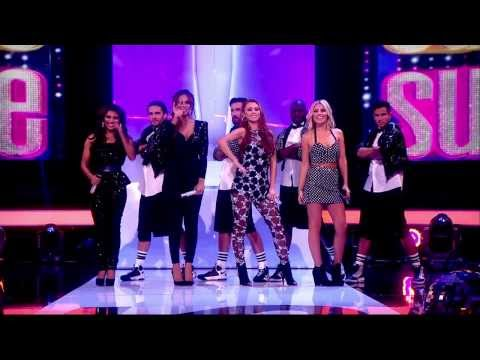 The Saturdays - Disco Love (Surprise Surprise 10-06-2013) - HDTV