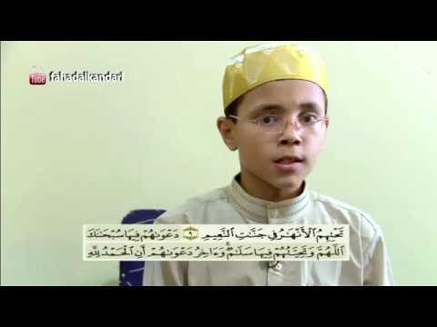 Best Recitations from Traveler with the Qur'an (Season 1) -