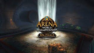 AWC BFA Circuit Finals - День 2 - Северная Америка (с Fritterus и Kalachiques)