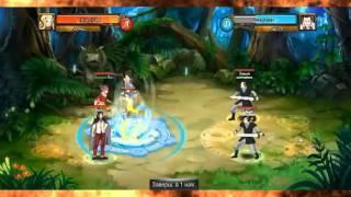 Fairy Tail RPG   обзор игры!