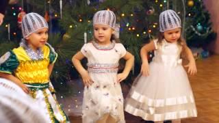 Новогодний хоровод Детский сад Запорожье