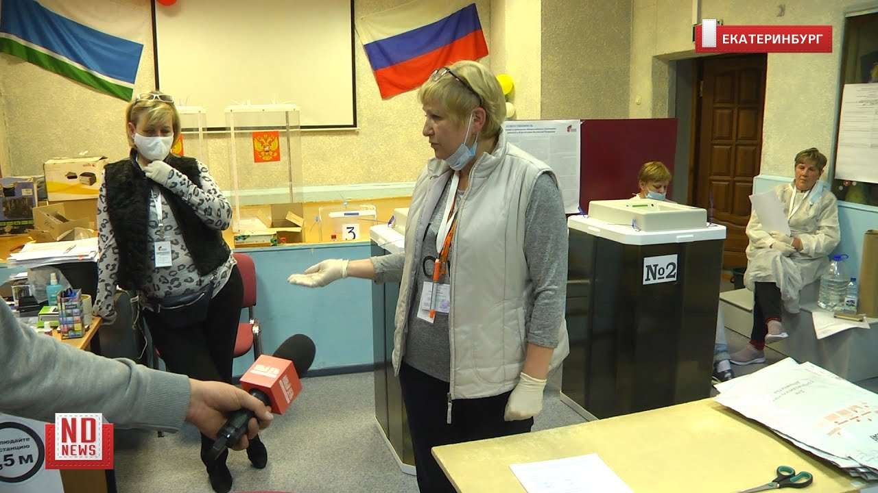 Пересчет на избирательном участке – не сошлись данные