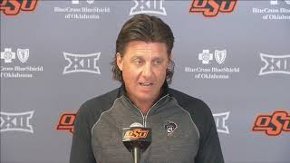 OSU Football: Gundy reviews loss to Baylor