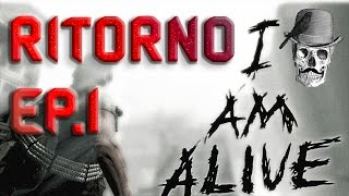 I am Alive:Ritorno - gameplay (ITA) episodio 1