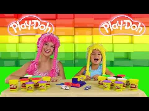 Teletubbies en Plastilina Play-Doh