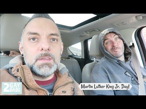 MARTIN LUTHER KING JR. DAY! / VLOG