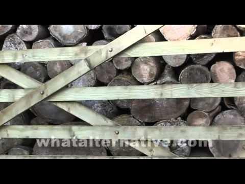 Woodburning stove, renewable energy