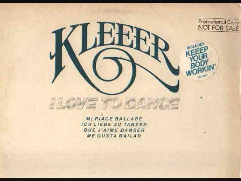 Kleeer  -  Keep Your Body Workin'
