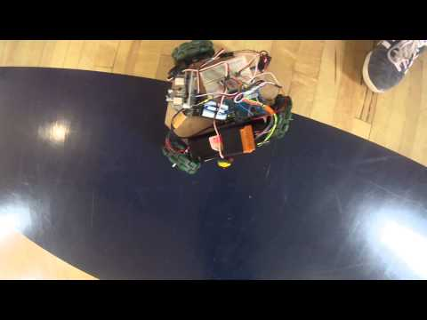 Chloe P - Omnidirectional Robot Final Video (Main Project)