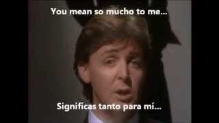Paul McCartney - So Bad (Subtitulada Inglés/Español)
