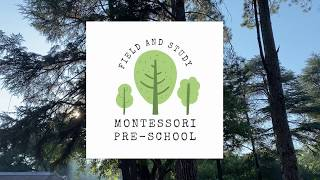 The Importance of Nature - Field and Study Montessori Pre-School