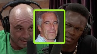 Joe Rogan: They Snapped Jeffrey Epstein's Neck