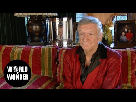 WOW VAULT: Hugh Hefner Interview for Inside Deep Throat circa 2003 - In Memoriam