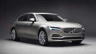2019 Volvo S90 Ambience Concept First Look Review
