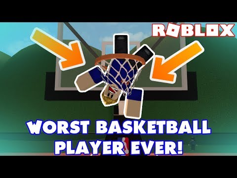 WORST BASKETBALL PLAYER IN ROBLOX! - RB World 2