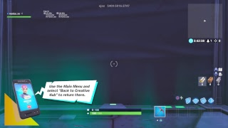 Fortnite creative Ajax blackout!! Map code is inthe description.