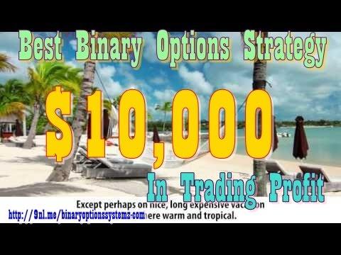 Best 5 minute binary strategy