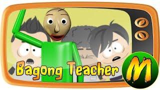 CHIKI TINGS: BAGONG TEACHER