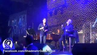Ebi & Shadmehr Aghili Concert Dubai 92 - Medley