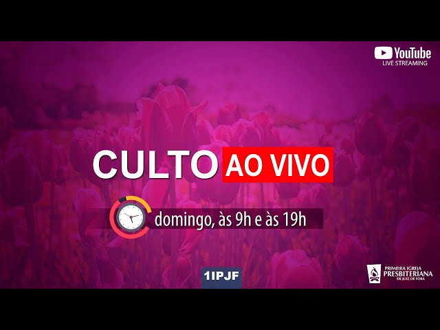 CULTO DOMINICAL - 08/11/2020