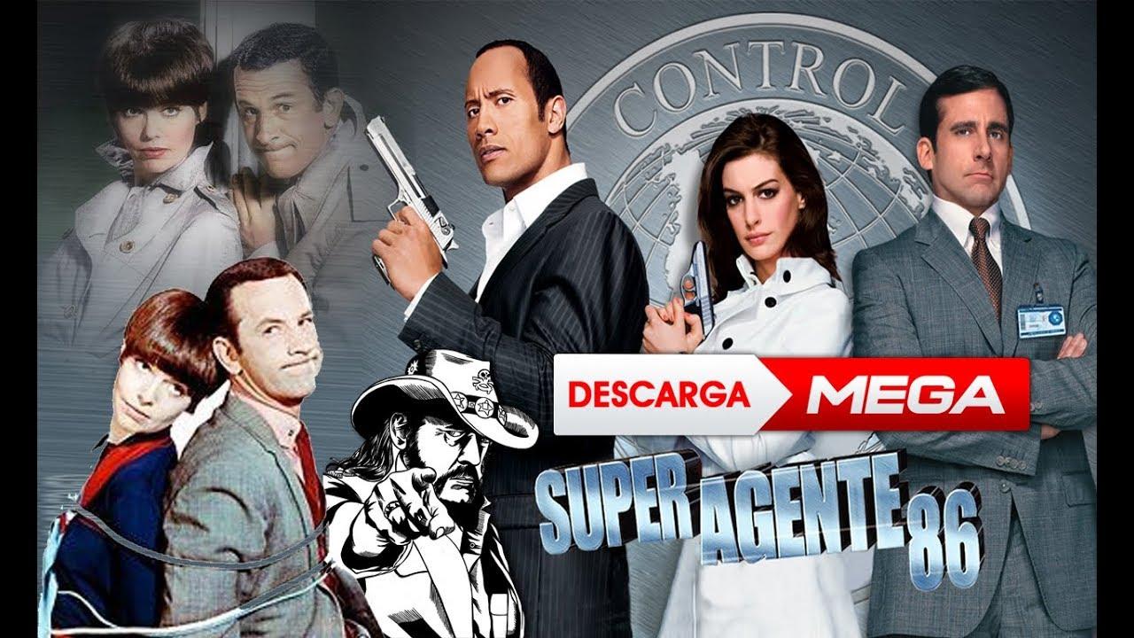 El Super Agente 86 Todos Los Capitulos Y Temporadas Audio Espanol Latino Youtube