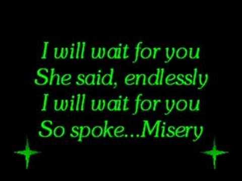 AFI - Endlessly She Said - Lyrics