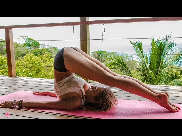 Morning Yoga Workout ♥ Better Than The Gym | Strength & Stretch