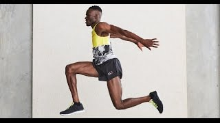 The Will Claye Collection for FL2