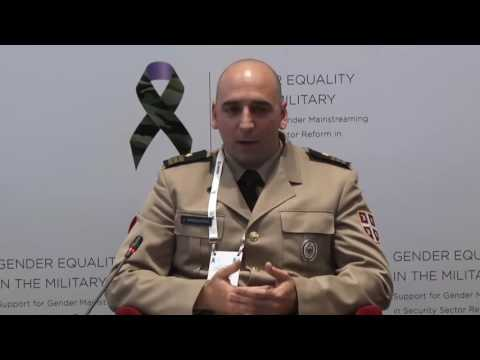 Panel 1: Gender Equality in the Military in the Western Balkans