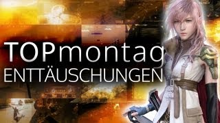 GIGA Top-Montag - Die herbsten Spiele-Enttäuschungen - Teil 1