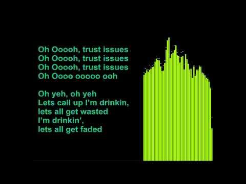 Drake - Trust Issues Lyrics (HQ)