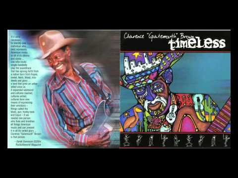 Clarence Gatemouth Brown - Jumpin' The Blues (HQ)