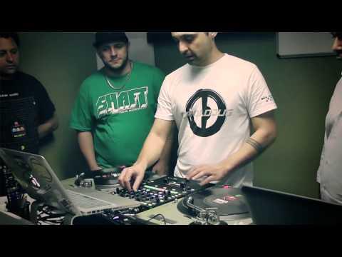 Curso de DJ avançado com Nedu Lopes na Ban EMC