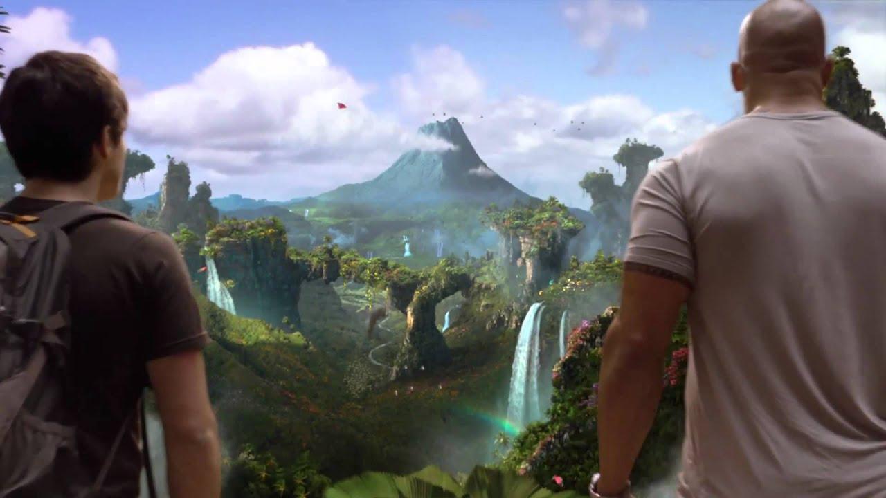 Die Reise Zur Geheimnisvollen Insel Trailer