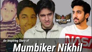 An Inspiring Story of Mumbiker Nikhil