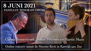 Concert orgel, tenor en panfluit